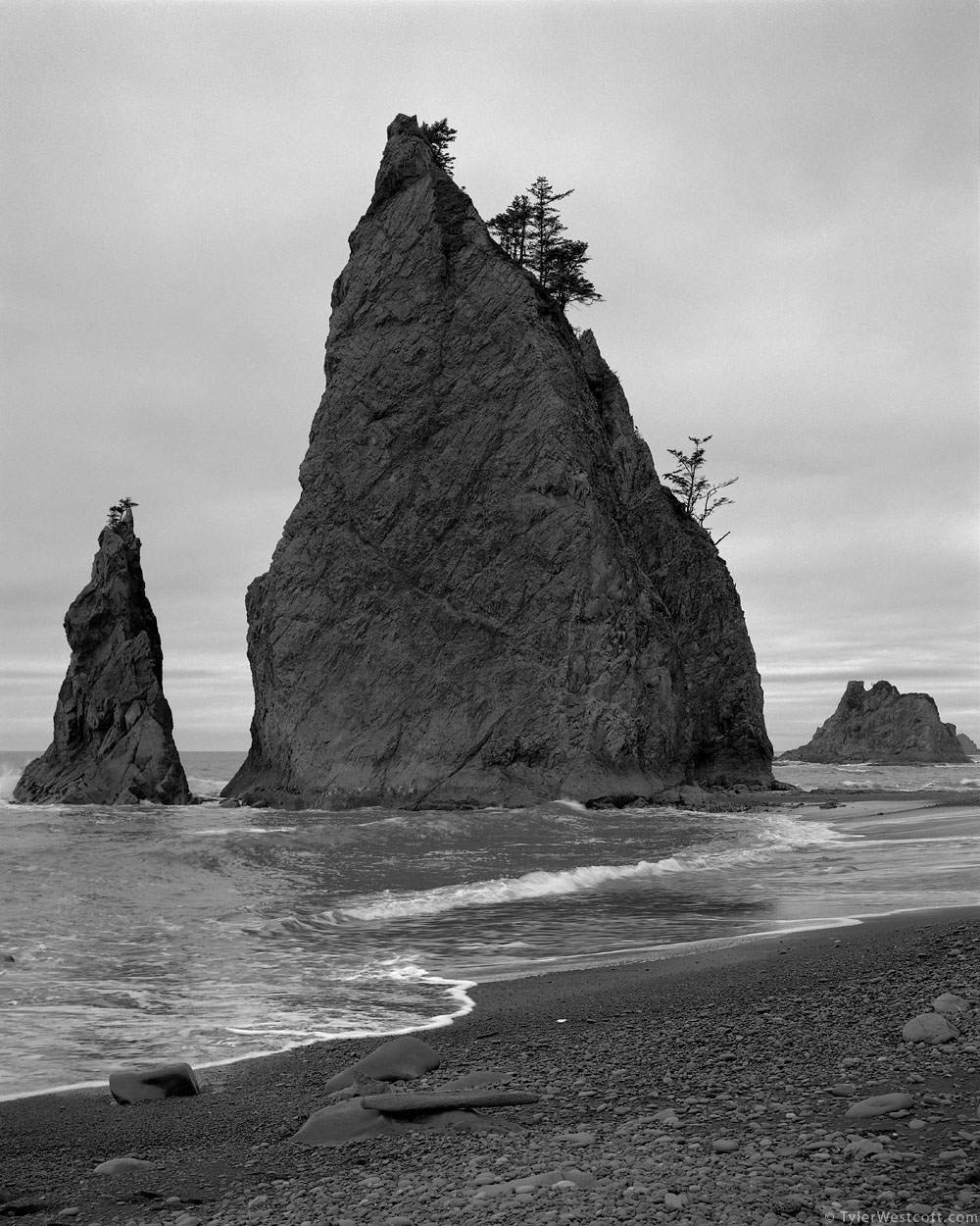 Rialto Beach Seastacks, Olympic National Park